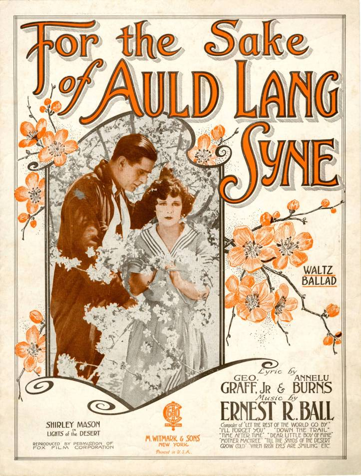 sheet_music_cover_-_for_the_sake_of_auld_lang_syne_-_waltz_ballad_1922