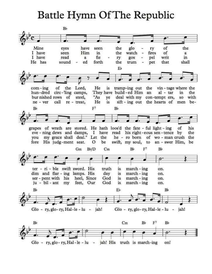 battle-hymn-of-the-republic